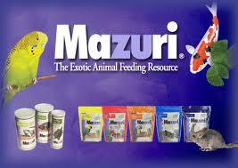 Mazuri Exotic Animals Feed