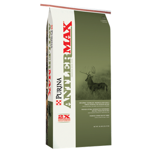 Purina AntlerMax Deer 20   Argyle Feed Store