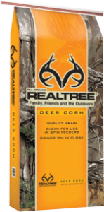 Real Tree Deer Corn