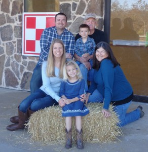 Argyle Feed Store Owners
