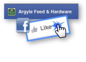 Argyle Feed_Like Us on FB