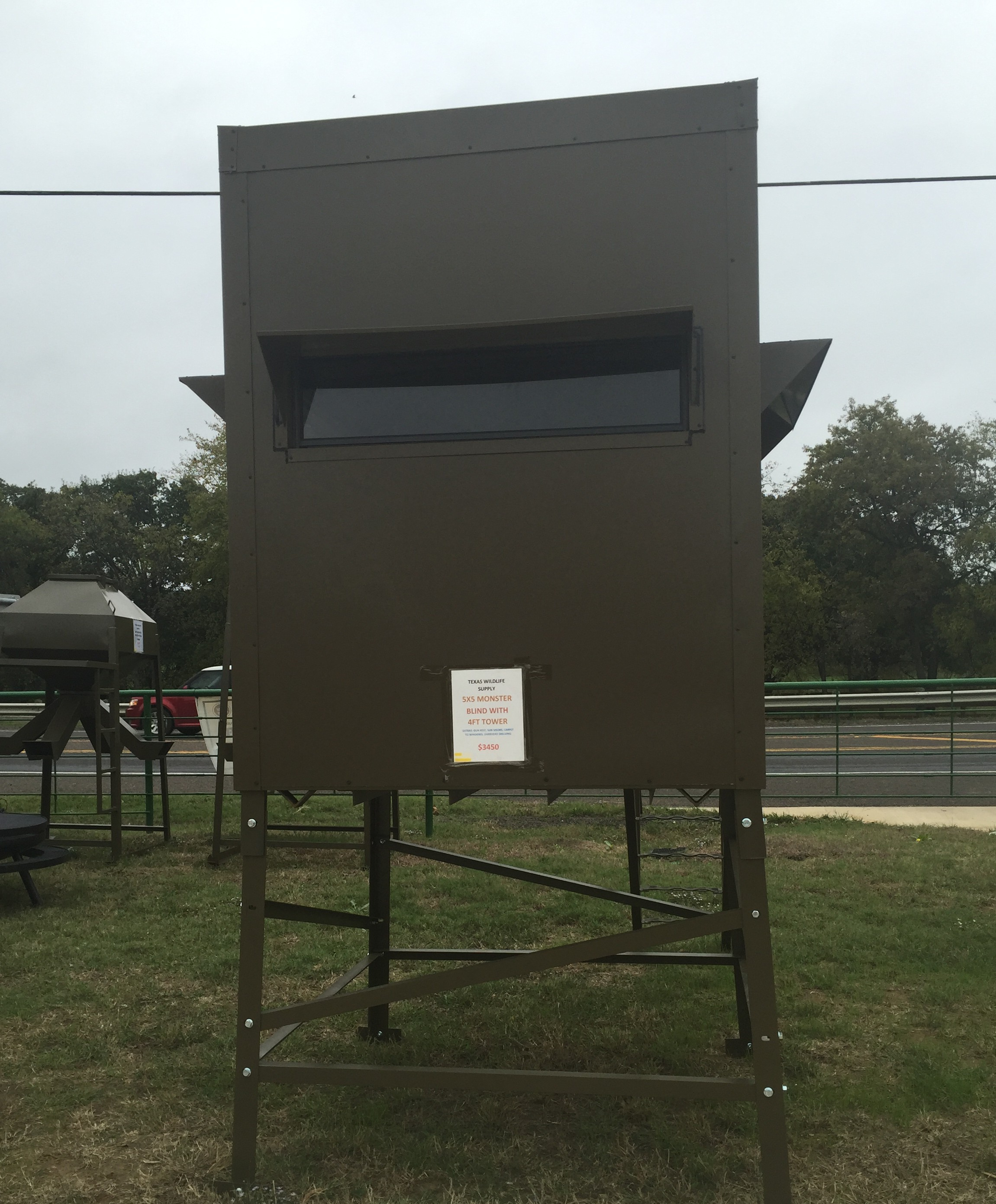 six store the feed by shooter super for in sale deer potts blinds homepage texas