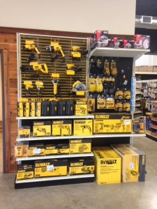 Hardware Supplies - DeWalt Tools