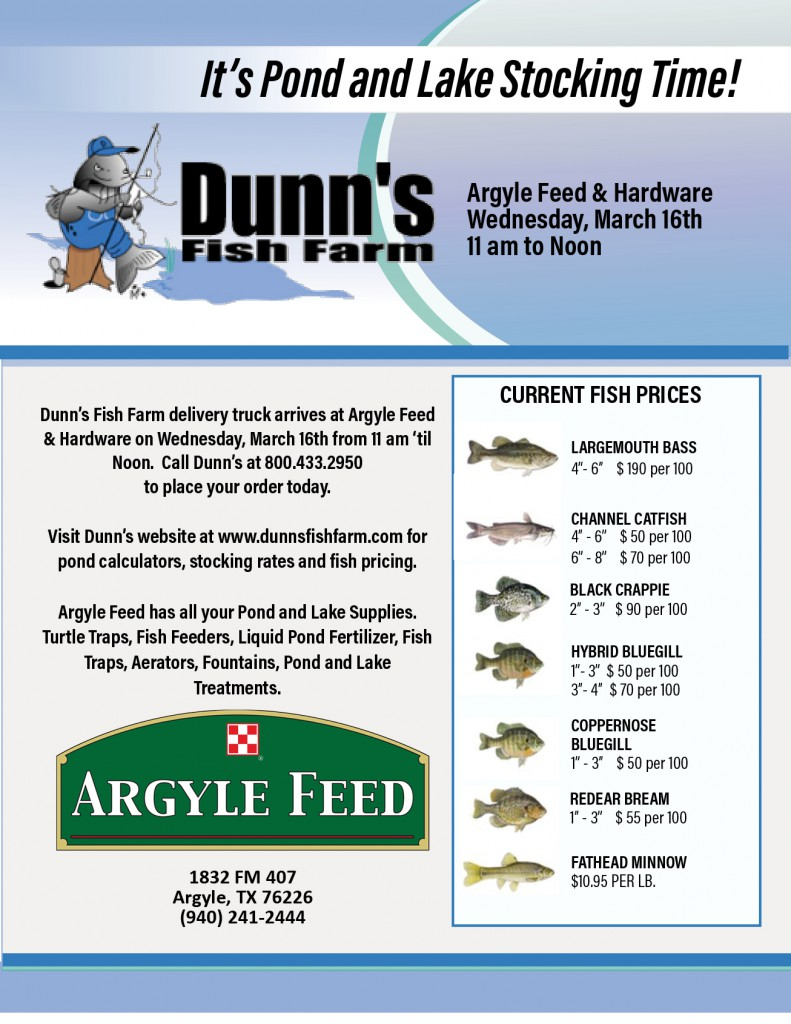Argyle Feed_ Dunn's Fish Truck Flyer