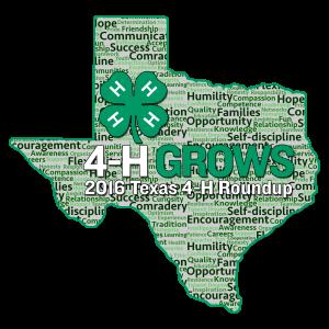 2016 Texas 4H Roundup