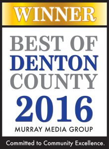 Best of Denton County 2016