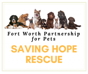 Saving Hope Rescue   Argyle Feed Store