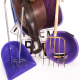 Various Equine Supplies from Shovels to Forks to Buckets