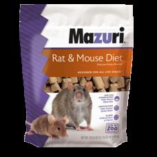 Mazuri Rat & Mouse Diet, 2-lb bag