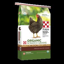 Purina Organic Scratch Grains