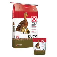 Purina Duck Feed Pellets