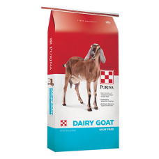 Purina Dairy Goat Parlor 16-Purina Animal Nutrition-7271-Goat and Sheep Feed-Goat Feed | Argyle Feed Store