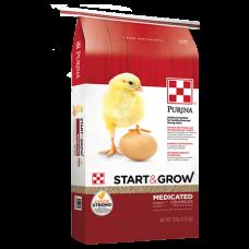 Purina Start & Grow Medicated