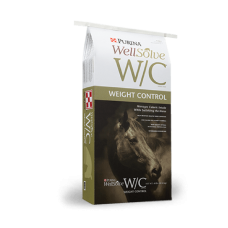 Purina WellSolve W/C Horse Feed-Purina Animal Nutrition-8221-Horse Feed-Textured Horse Feed | Argyle Feed Store