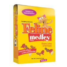Red Flannel Feline Medley Cat Food