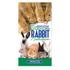 Bluebonnet Kindle Bits 18% Rabbit Feed-Bluebonnet Feeds-13173-Pet Food & Supplies-Small Animal Feed & Supplies | Argyle Feed Store