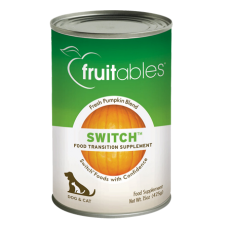 Fruitables Switch Pet Food Transition Dog & Cat Supplement
