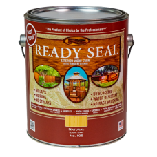 Ready Seal Light Oak 105 Stain and Sealer