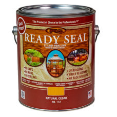 Ready Seal Natural Cedar 112 Stain and Sealer