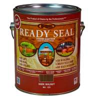 Ready Seal Dark Walnut 125 Stain and Sealer