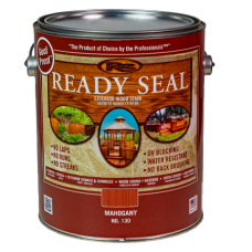 Ready Seal Mahogany 130 Stain and Sealer
