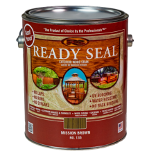 Ready Seal Mission Brown 135 Stain and Sealer