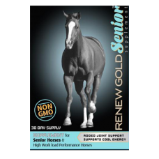 Renew Gold Senior  Equine Supplement