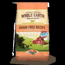 Whole Earth Farms Grain-Free Real Salmon Recipe Dry Cat Food