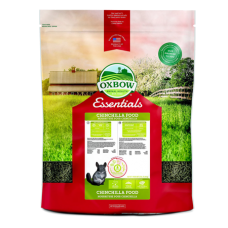 Oxbow Essentials Chinchilla Food-Oxbow Animal Health-14088-Small Animal Feed & Supplies | Argyle Feed Store