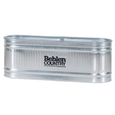 Behlen Galvanized 226 Round End Stock Tank – 169 gallon