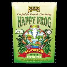 Happy Frog All Purpose Fertilizer-FoxFarm-14368-Fertilizer | Argyle Feed Store