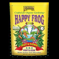 Happy Frog Fruit & Flower Fertilizer-FoxFarm-14364-Fertilizer | Argyle Feed Store