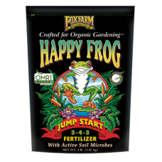 Happy Frog Jump Start Fertilizer-FoxFarm-14360-Fertilizer | Argyle Feed Store