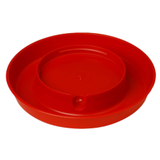 Little Giant 1 Gallon Plastic Screw-On Poultry Waterer Base
