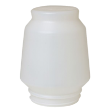 Little Giant 1 Gallon Plastic Screw-On Poultry Waterer Jar-Little Giant-14797-Farm & Ranch Supplies-Feeders | Argyle Feed Store