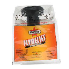 Starbar Flyrelief Disposable Fly Trap-Starbar-14291-Insecticides | Argyle Feed Store