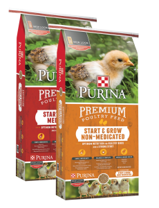 Buy 1, Get 1 FREE Purina Poultry Feeds