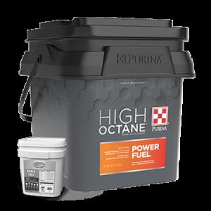 High Octane Power Fuel Topdress