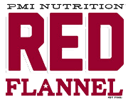 red flannel pet food