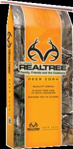 Real Tree Deer Corn