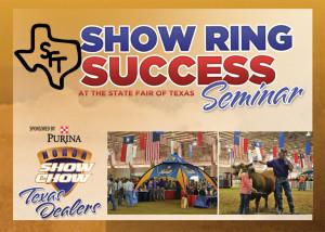 Show Ring Success Seminar