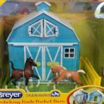 ArgyleBreyerFrollickingFoals