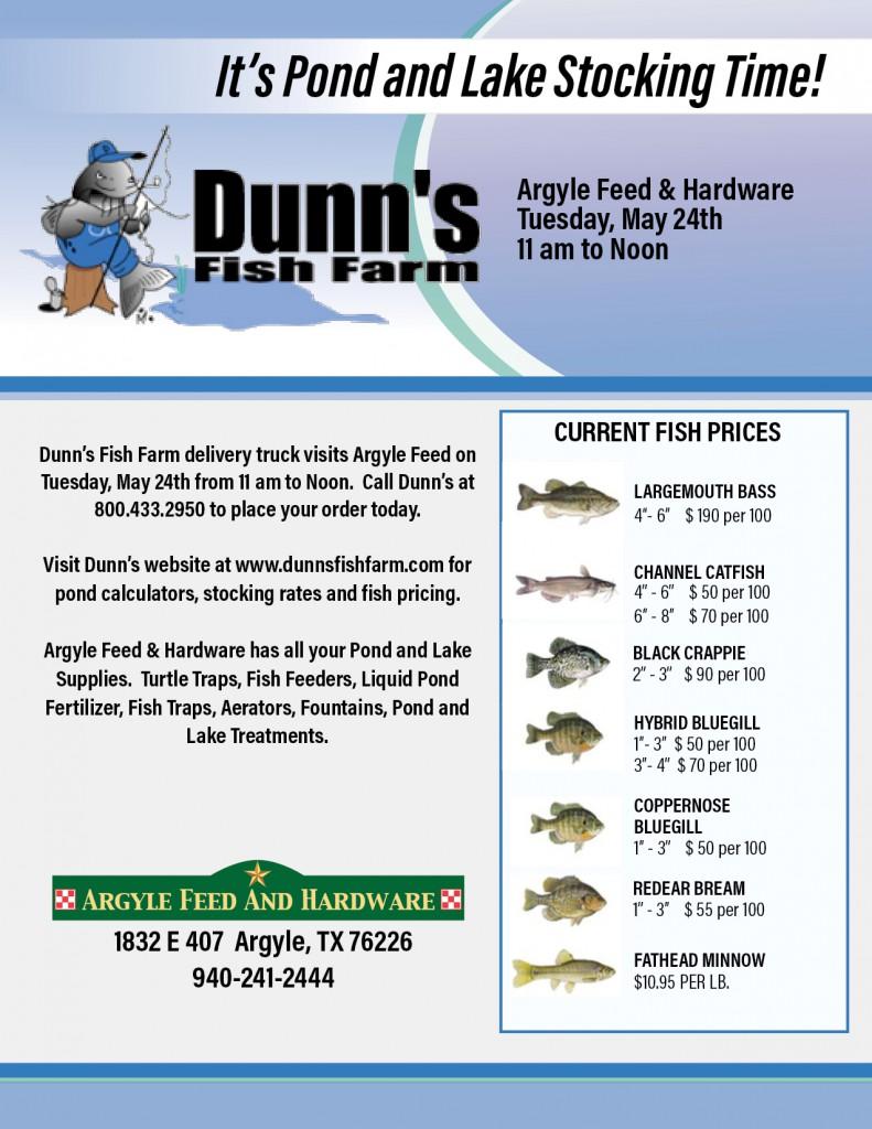 Dunn's Fish Truck