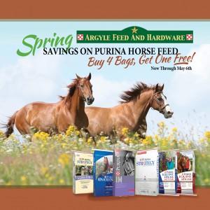 Purina Horse Feeds
