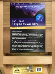 Heath Bat Houses