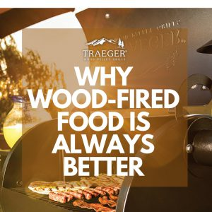 Traeger Grilling Demonstration