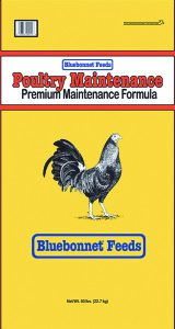 Bluebonnet Poultry Maintenance