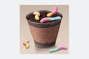 Earth Day Edible Dirt Cups