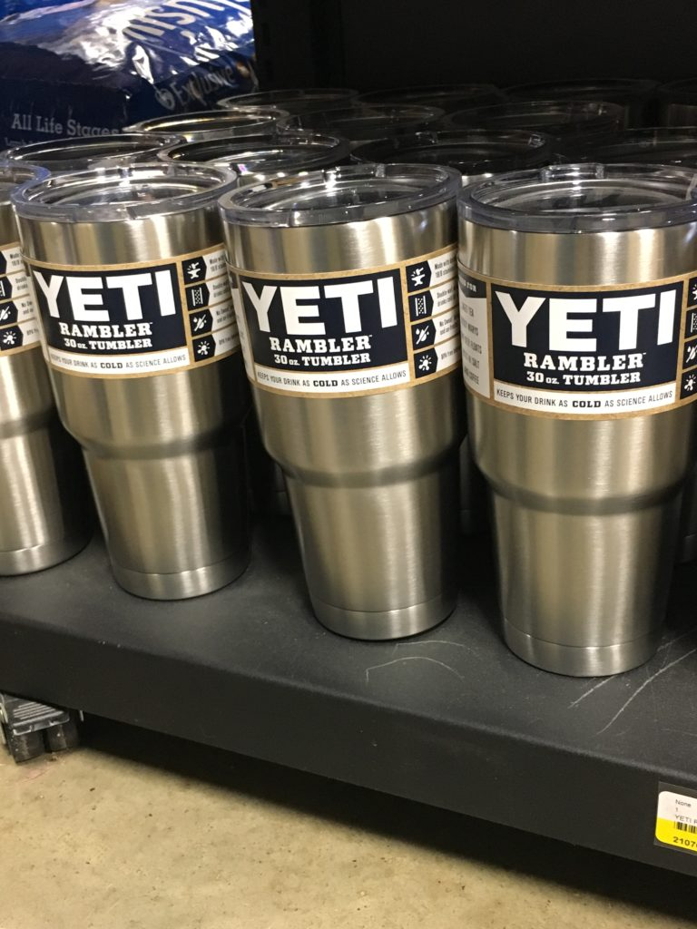 Yeti Rambler Sale >> Big Yeti Sale on Colsters, Bottles, Tumblers and Lowballs ...