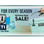 Yeti Big Sale